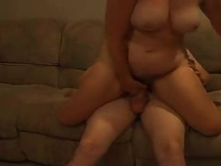 Mom Gets A Creampie
