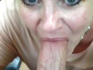 Fed Her Cum Outside
