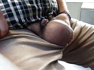 Str8 Daddy Has Big Balls