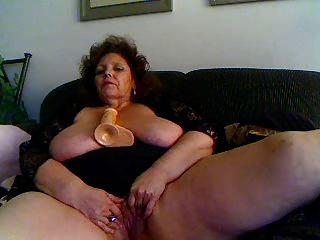 He Is Invited For Hot Threesome With Oldie