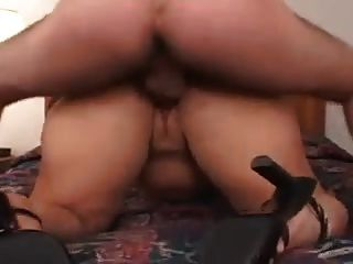 Two Cocks For Amateur Redhead Milf Candy