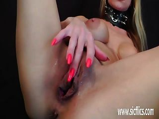 Busty Milf Fist Fucked In Her Greedy Pussy