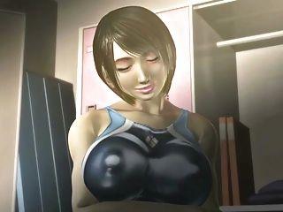 Changing Room Koui Shitsu 3d