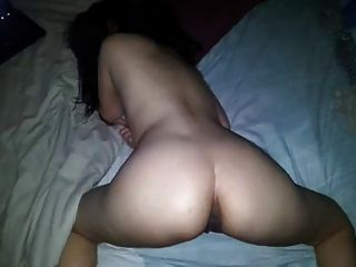 Malaysian Wife Banged Again And A Facial