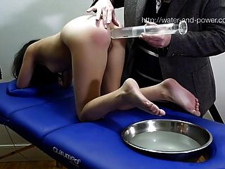 Syringe Enema Punishment