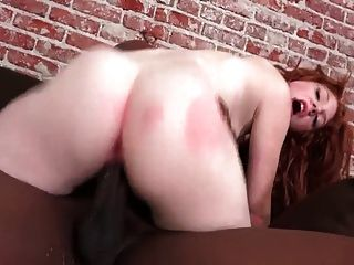 Bbc For Hot Young Redhead