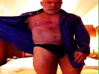 Daddy Bear Stripping
