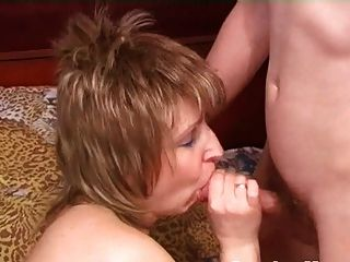 Russian Moms Irina - Having Hardcore Sex