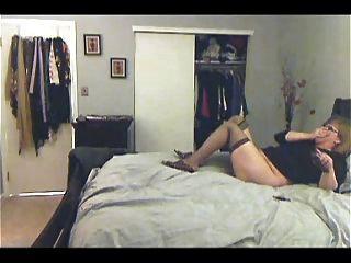 Mom Caught Masturbating