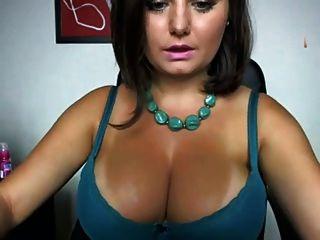 Tanned Big Tit Milf