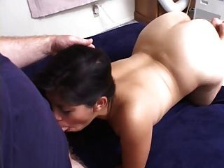 Pregnant Latina Loves Big Dick In Her Super Wet Pussy