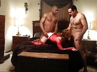 Wife Taking Hard Bbc Pounding In Front Of Husband