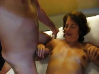 Mature Hot 3sum Cim