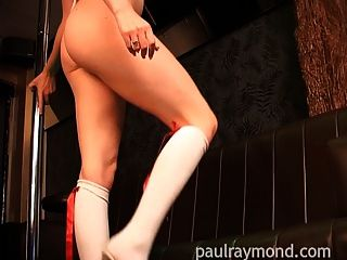 Paul Raymond Babe Samantha Bentley From Escort Magazine