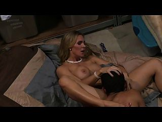 British Slut Tanya Tate Gets Fucked In A Clothes Factory