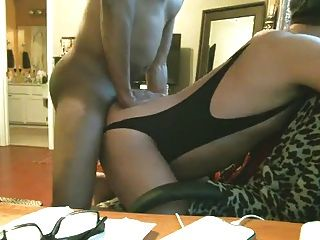 Hung Black Jock Breeds Horny Asian Bitch Hard