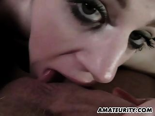 Redhead Amateur Gf Blowjob With Huge Facial Cumshot