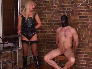 Posh British Mistresses Hurting More Slaves