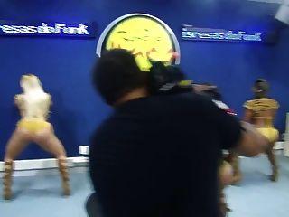 Big Butt Brazilian Dancers