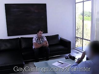Hd Gaycastings - Cute And Shy American Boy Is Fucked