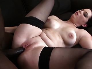 Chubby Pussy And Black Dick