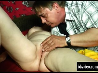 German Milf Suck A Hard Dick