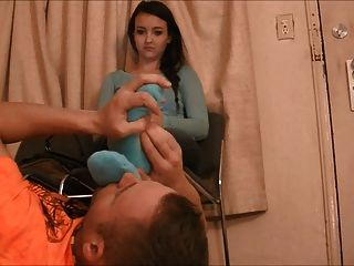 Girlfriend Foot Licking,kissing And Worship Part3