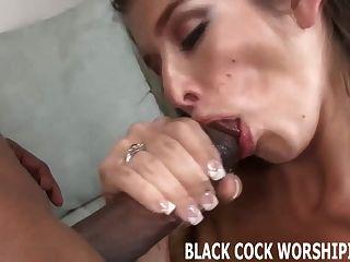 Big Black Cocks Get My Pussy So Wet