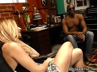 Alexa Grace Takes Bbc At Cuckold Sessions
