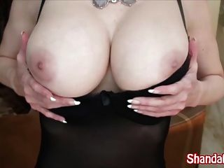 Sexy Milf Shanda Fay Has A Late Night Fuck!