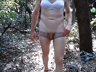 Sara In The Woods