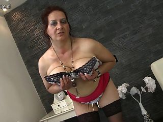 Sweet Mom With Big Tits