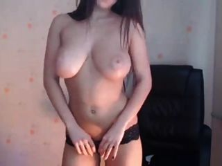 Beautiful Girl Next Door Stripping On Webcam