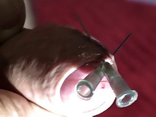 Needle My Penis And Cum Super Zoom Hd - Please Comment!