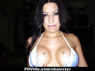 Povlife - Daisy Cruz Loves To Suck Her Boyfriends Dick!