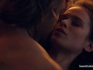 Gwendoline Taylor Nude - Spartacus S03e10