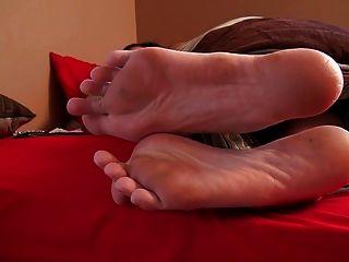 Soles In Bed