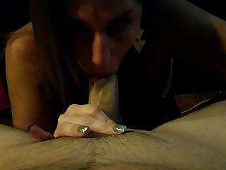 Cuban Whore Sucks It And Loves Every Minute