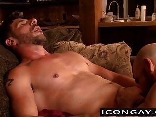 Adam Rams His Big Cock On Tony Tight Ass After Ass Licking