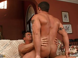 Hot Bodied Married Guy Gets Fucked By A Horny Gay