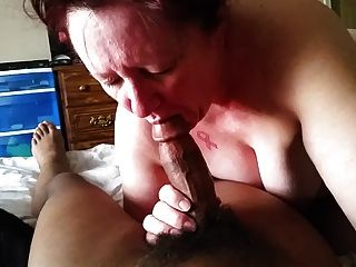 Bbw Sucking On Bbc