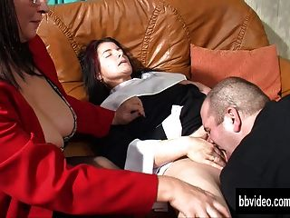German Hoes Sharing Cock