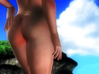 Tina Armstrong - Doa5 - Nude Posing - 3d Boobs