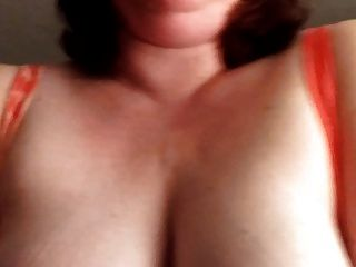 U Like My Tits In Your Face As I Fuck U???