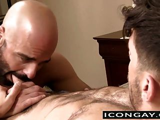 Adam Tight Ass Gets Rammed By Ty Dick