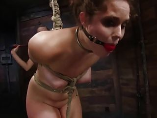 Charlotte Vale Bound, Gagged And Tortured By Her Mistress