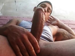 Str8 Latino Daddy Has Uncut Cock