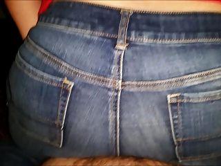 American Eagle Jeans Fuck
