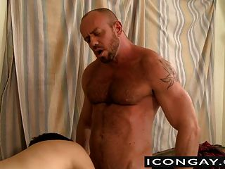 Not Tipsy Tommy Likes Drill His Big Dick On Matt Tight Hole