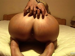 New Girl On Wedoki.com Amy Londer Her First Bondage Video